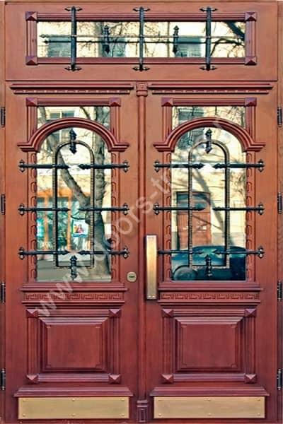 хорошие входные двери в коттедж