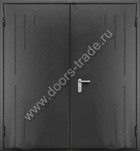 металлические двери порошковое напыление уличные