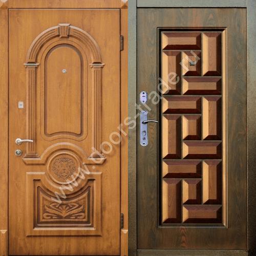 металлические входные двери в квартиру 10 см